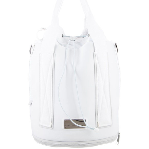 fe4788780eb Adidas by Stella McCartney Handbags - Adidas by Stella Mccartney Tennis Bag  (White)